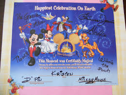 how disney recognizes their cast members guest service fanatic certificateore