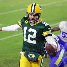 Aaron Rodgers, Packers roll over Rams ...