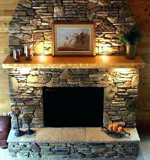 fake stone fireplace designs design ideas powerpoint not working