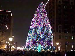Michigan State Tree Lighting- Lansing, Michigan- November 19, 2010