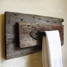 things to make out of scrap wood. reclaimed scrap wood towel rack. barn woodbarnwood ideaspallet things to make out of s