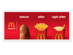 reflection essay brands and branding skylar vagnini s mcdonalds