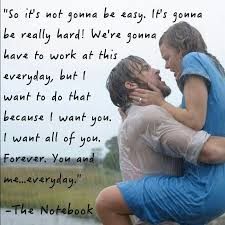 The Notebook Quotes Stunning The Notebook Quote Pictures Photos And Images For Facebook Tumblr