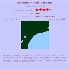Dunedin Cob Cottage Surf Forecast And Surf Reports Otago