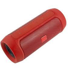 Купить Портативная <b>колонка Red Line</b> BS-02 Красная с ...