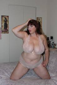 Older chubby big tit women