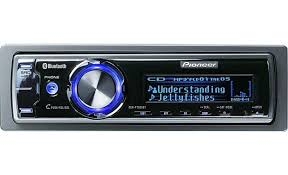 pioneer deh p7900bt cd receiver with bluetooth� and mp3 wma aac Pioneer DEH- P47DH at Pioneer Deh P7900bt Wiring Harness