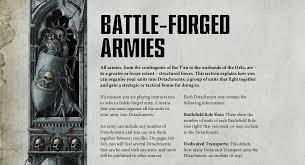 40k Matched Play Armies Walkthrough Tjkopena Gaming