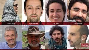نامه خانواده بازداشتیهای محیط زیست به رهبر انقلاب