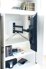 hide tv furniture. Tv Stand That Hides Best Hidden Cabinet Ideas On Hide Throughout . Furniture