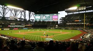Seattle Mariners T Mobile Park Seating Chart Interactive