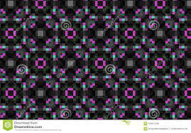 Cool Pink And Black Background Pixel Art Pattern Vector Seamless Pattern Of Pink And Green Squares