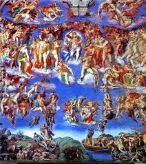 any given day the last judgment by michelangelo the last judgment by michelangelo ""