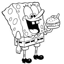 Leuk Voor Kids Spongebob Squarepants Kleurplaten