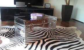 Zebra Living Room Set Living Room Boracay Living Room Trunk With Kubu Coffee Table