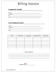 Work Receipt Template Free