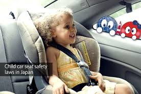 child car seat safety in japan