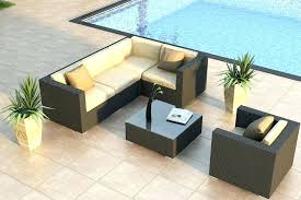 the 5 piece sectional set indoor outdoor couch sofa table using furniture indoors china l shaped indoor outdoor sofa