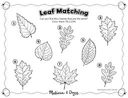 Two Fall Hand Print Crafts Finished Math Worksheets For Kindergarten ...