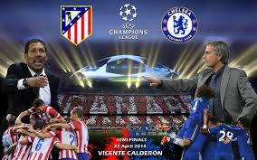 2014 SEMI FINAL C1] ▻ ATLETICO MADRID ▻ 0-0 ▻ CHELSEA ▻ 22.04.2014 ▻ PROMO  - YouTube
