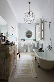 Clawfoot Tub Shower Caddy Push Button Diverter Valve U Riser - Clawfoot tub bathroom