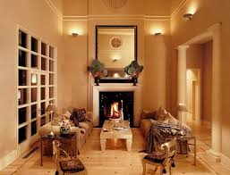 Living Room Warm Colors Great Combinations From Living Room With Fireplace Fireplace