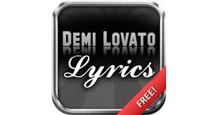 Demi Lovato Lyrics: Appstore for Android - Amazon.com