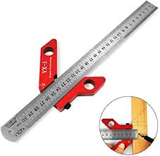 Center Line Scriber, <b>45/90 Degree</b> Right Angle Line Gauge ...