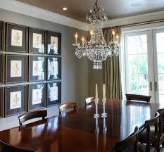 Crystal Dining Room Chandeliers Organza Silk Drum Shade Crystal - Dining room crystal chandeliers
