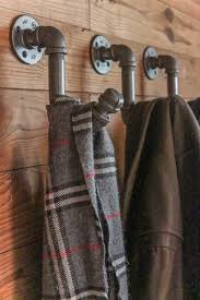 industrial pipe furniture. Simple Industrial Smart Industrial Pipe Coat Hanger DIY Project And Furniture R