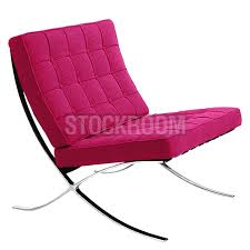 barcelona style furniture. barcelona style fabric chair 1 seater furniture r