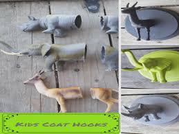 Personalized Coat Rack For Kids Kids Coat Hooks Kids coat hooks Coat hooks and Upcycle 77