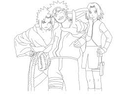 Naruto Shippuden Coloring Pages - Bestofcoloring.com
