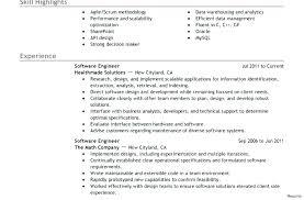 Resume Profile Examples Gorgeous Resume Profile Examples Resume With Profile Resume Profile Example