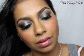 black tutorial silver makeup black tutorial eid eyes makeup natural eye