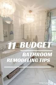 bathroom remodel ideas on a budget. best 25 budget bathroom remodel ideas on pinterest inexpensive with a plan m