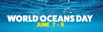 jump in world oceans day 2019 at moody gardens