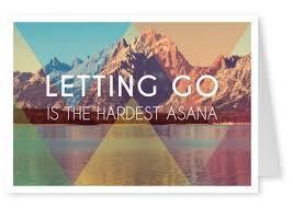 Letting Go Weisheiten Sprüche Zitate Echte Postkarten Online