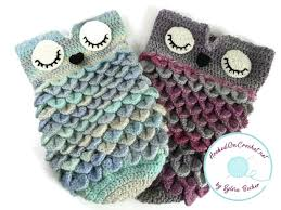 Free Owl Cocoon Crochet Pattern Amazing Crochet Sleepy Owl Baby Cocoon Newborn To 48 Months For Boygirl