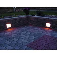 outdoor wall lighting ideas. Amazon Com Kerr Lighting Retaining Wall Light 6 X 8 4 Pack Kit For Lights Ideas 1 Outdoor
