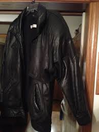 faded black leather jacket before after