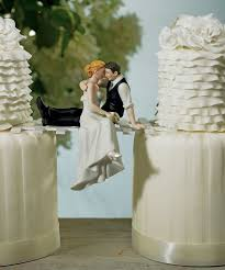 75 best wedding cake toppers images on pinterest marriage Wedding Cake Toppers Ginger Groom the look of love bride and groom couple figurine plus more bride and groom cake toppers in a variety of designs and styles pick a bride and groom cake Funny Wedding Cake Toppers