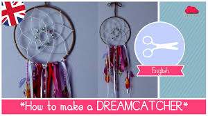 Materials For Making Dream Catchers Tutorial How to make a DIY Dreamcatcher with recycled materials by 75