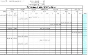 Class Schedule Template Online Class Schedule Template Online