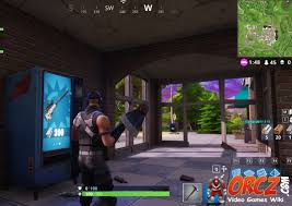 Vending Machines Locations Delectable Fortnite Battle Royale Retail Row Vending Machines Orcz The