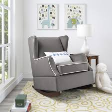 Side Chairs For Bedroom Furniture Light Grey Upholstered Microfiber Bedroom Side Chair