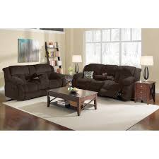 Value City Furniture Living Room Sets Park City Dual Reclining Sofa Chocolate Value City Furniture