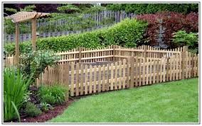 garden fencing. Small Garden Fencing 4 Things You Need To Consider Before Buying A Fence Within .