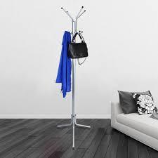 Coat Hat Rack Stand 100 Hook Rotating Hanger Coat Hat Bag Clothes Rack Umbrella Garment 94