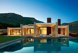 view modern house lights. Mountain Views Fresh Palace Captivating Modern Home In House Design With Luxury Stone Walls View Lights